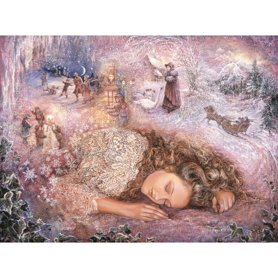 Puzzle Grafika-00926 Winter Dreaming