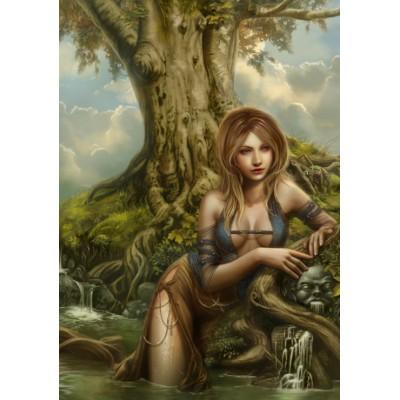 Puzzle Grafika-01034 Fountain of Oblivion