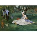 Puzzle  Grafika-01132 Edouard Manet - 1874