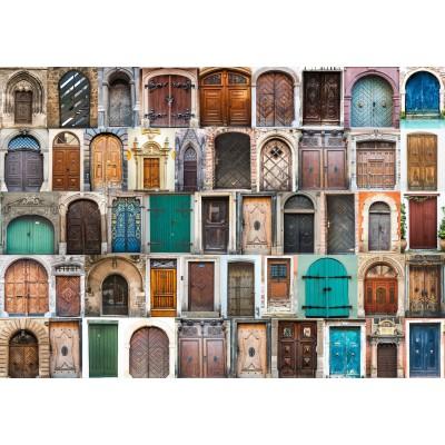 Puzzle Grafika-01139 Türen