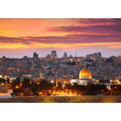 Puzzle Grafika-01183 Jerusalem
