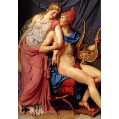 Puzzle Grafika-01193 Jacques-Louis David: The Loves of Paris and Helen, 1788