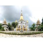 Puzzle  Grafika-01246 Buu Lange Tempel