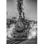 Puzzle  Grafika-01258 Dampflokomotive