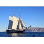 Puzzle  Grafika-01263 Segelschiff