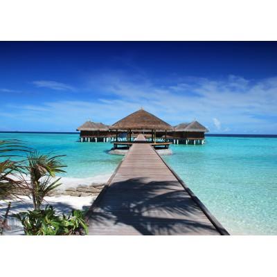 Puzzle Grafika-01269 Malediven