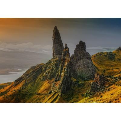 Puzzle Grafika-01271 Skye, Insel in Schottland