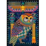 Puzzle  Grafika-01496 Ägyptische Eule