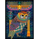 Puzzle  Grafika-01497 Ägyptische Eule