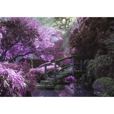 Puzzle Grafika-01499 Zen-Brücke