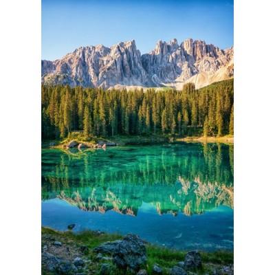 Puzzle Grafika-01549 Die Dolomiten, Italien