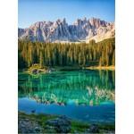 Puzzle  Grafika-01550 Die Dolomiten, Italien