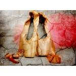 Puzzle  Grafika-01631 Vintage Dancing Shoes
