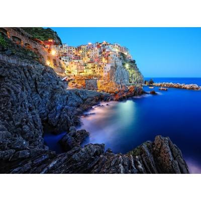 Puzzle Grafika-01654 Manarola, Cinque Terre, Italien