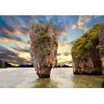 Puzzle  Grafika-01680 Phuket, Thailand