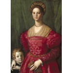 Puzzle  Grafika-01701 Agnolo Bronzino: A Young Woman and Her Little Boy, 1540