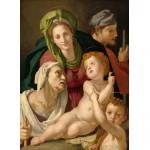 Puzzle  Grafika-01705 Agnolo Bronzino: The Holy Family, 1527/1528