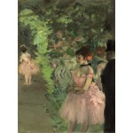 Puzzle  Grafika-01762 Edgar Degas: Dancers Backstage, 1876/1883