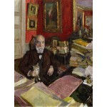 Puzzle  Grafika-01804 Edouard Vuillard: Théodore Duret, 1912