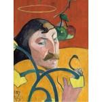 Puzzle  Grafika-01821 Paul Gauguin: Self-Portrait, 1889