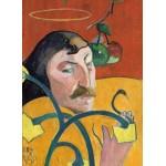 Puzzle  Grafika-01823 Paul Gauguin: Self-Portrait, 1889