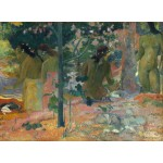 Puzzle  Grafika-01841 Paul Gauguin : The Bathers, 1897