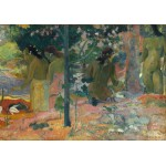 Puzzle  Grafika-01842 Paul Gauguin : The Bathers, 1897