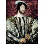 Puzzle  Grafika-01968 Jean Clouet : François Ier's Portrait, King of France, 1530