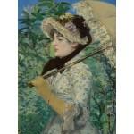 Puzzle  Grafika-02116 Édouard Manet: Jeanne, 1882