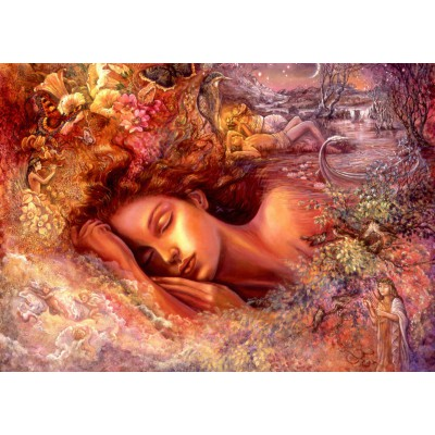 Puzzle Grafika-T-00018 Psyche's Dreams