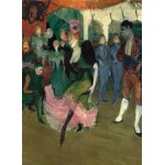 Puzzle   Henri de Toulouse-Lautrec: Marcelle Lender Dancing the Bolero in