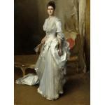 Puzzle   John Singer Sargent: Margaret Stuyvesant Rutherfurd White (Mrs. Henry White), 1883