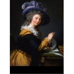 Puzzle   Louise-Élisabeth Vigee le Brun: Comtesse de Cérès, 1784