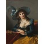 Puzzle   Louise-Élisabeth Vigee le Brun: Comtesse de Segur, 1785