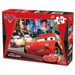 Puzzle  King-Puzzle-05139-B Cars