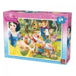 Puzzle  King-Puzzle-05242-A Schneewittchen