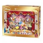 Puzzle  King-Puzzle-05262 Disney - Theatre