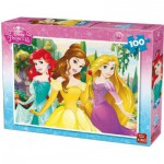 Puzzle  King-Puzzle-05291-B Disney Princess