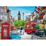 Puzzle  King-Puzzle-05361 London