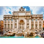 Puzzle  King-Puzzle-05369 Trevibrunnen, Rom