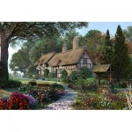 Puzzle  King-Puzzle-05374 Dominic Davison: Cottage Hathaway Best