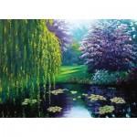 Puzzle  King-Puzzle-05392 Garden Path