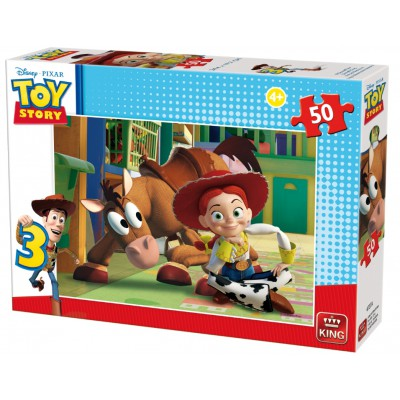 Puzzle King-Puzzle-K04737-A Toy Story