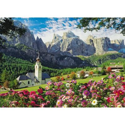 Puzzle King-Puzzle-K05095 Die Dolomiten