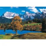 Puzzle  KS-Games-11218 Bayrische Alpen