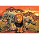 Puzzle  KS-Games-11238 African Kingdom