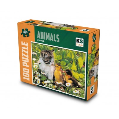 Puzzle KS-Games-11247 Little Friends