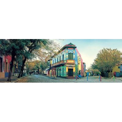 Puzzle KS-Games-11265 Argentinien: Calle Caminito