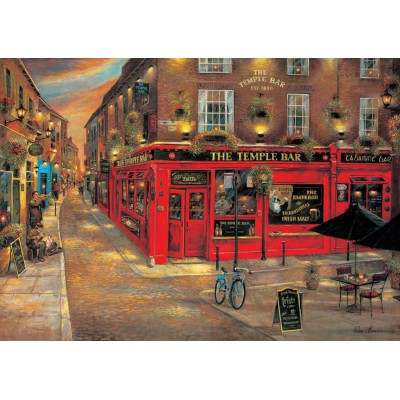 Puzzle KS-Games-11276 Ruanne Manning - Irland: Temple Bar