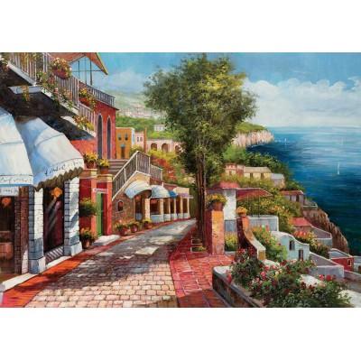 Puzzle KS-Games-11323 Irgendwo am Ufer des Mittelmeers